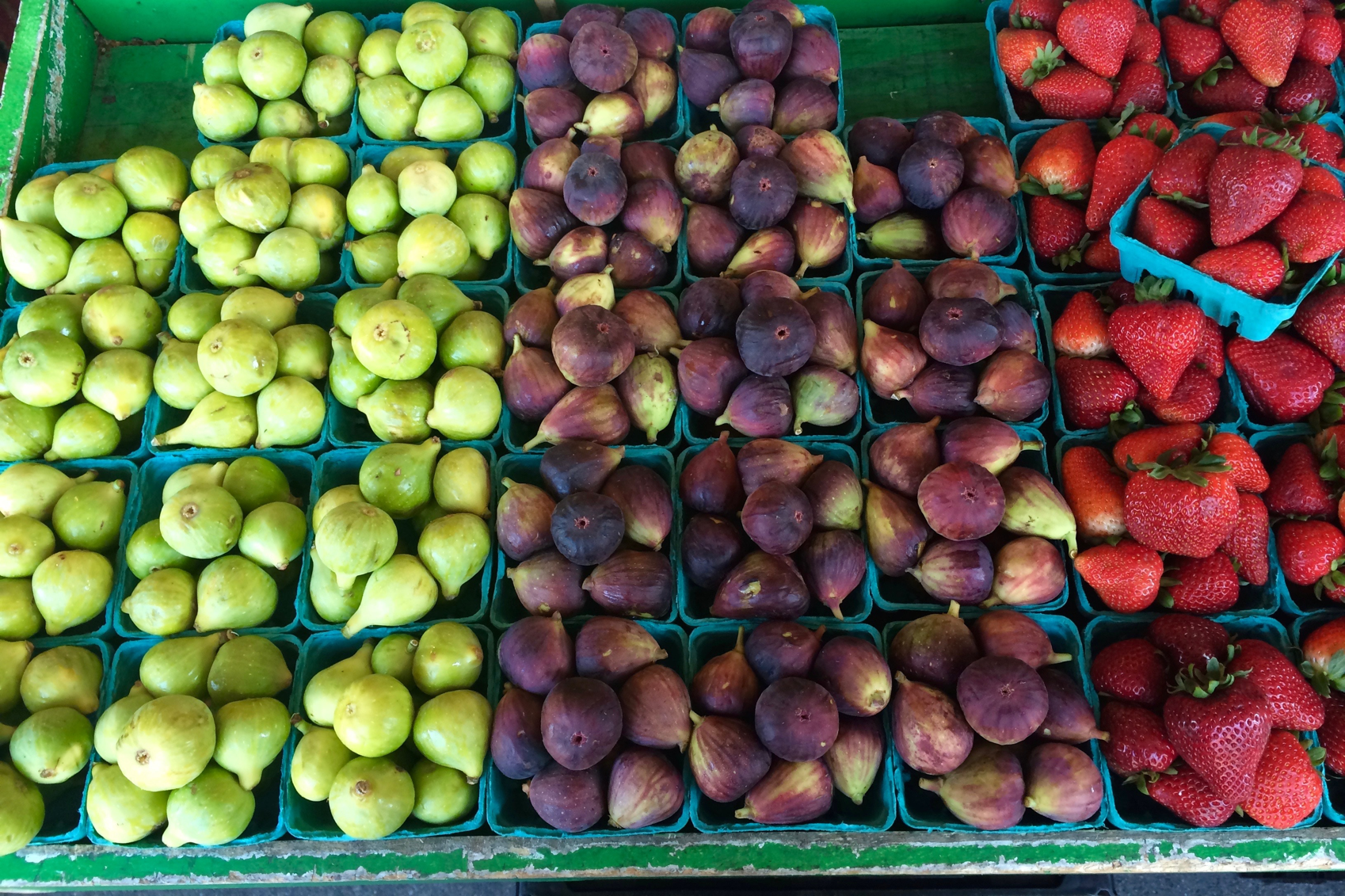 Visit the Farmers Markets